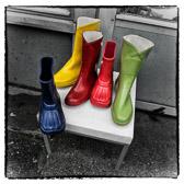 Det er med tro som med gummistøvler - de er bare til glede for dem som har dem på. Sten Kaalø