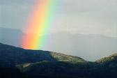 """""""Hvis du vil se regnbuen, må du være villig til å tåle regnet."""" Ukjent sitat"""