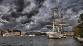 En sjømann älskar havets våg, ja vågornas brus Ossian Limborg