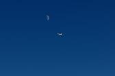 Jeg vil gjerne til månen. Der skal det finnes en mann. Jeanne Moreau